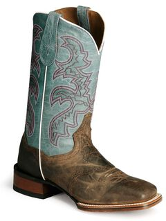 Dan Post Gel-Flex Cowgirl Certified Western Boots, , hi-res