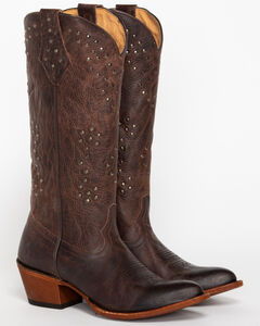 Shyanne® Women's Tall Studded Western Boots, , hi-res