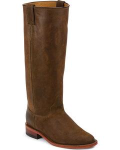 Chippewa Women's Bomber Original Roper Boots - Round Toe, , hi-res