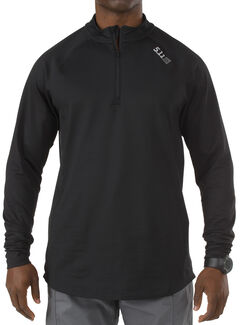 5.11 Tactical Men's Sub Z Quarter Zip, , hi-res