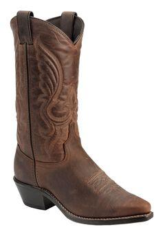Abilene Cowhide Cowgirl Boots - Snip Toe, , hi-res