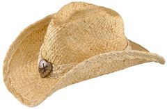 Heart Straw Cowgirl Hat, , hi-res