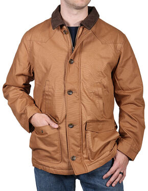 Cody James Men's Hunt Jacket, Tan, hi-res