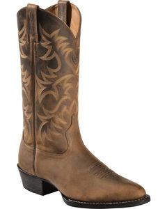Ariat Heritage Cowboy Boots - Medium Toe, , hi-res