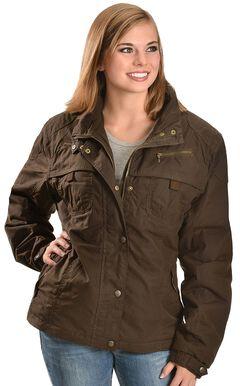 Outback Trading Co. Oilskin Zipper Jacket, , hi-res