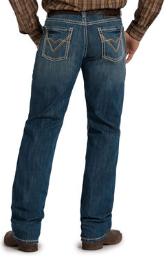 Rock and Roll Cowboy Tuf Cooper Competition Fit - Straight Leg, , hi-res