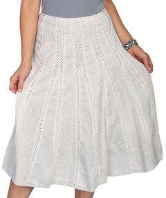 Scully Eyelet Skirt, , hi-res