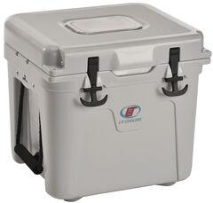 LiT Firefly TS-300 Grey Cooler - 22 Quart, Grey, hi-res