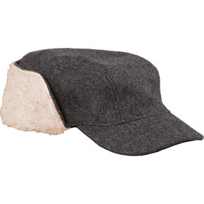 Stormy Kromer The Bergland Cap, Charcoal Grey, hi-res