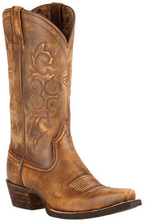 Ariat Alabama Vintage Cowgirl Boots - Snip Toe, Bomber, hi-res