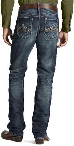 Ariat M5 Blaze Slim Fit Jeans - Straight Leg, , hi-res