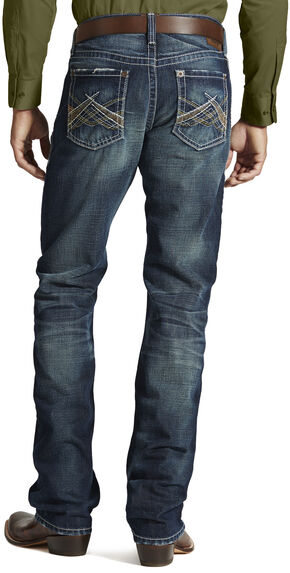 Ariat M5 Blaze Slim Fit Jeans - Straight Leg, Denim, hi-res