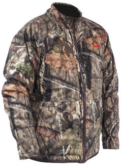 My Core Control Men's Mossy Oak Rut Soft-Shell Heated Jacket , , hi-res