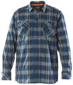 5.11 Tactical Men's Flannel Shirt, , hi-res
