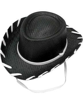 Twister Boys'' Black Woody Cowboy Hat , Black, hi-res