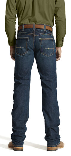 Ariat Men's M5 Rebar Low Rise Straight Leg Jeans, , hi-res