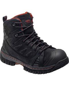Avenger Men's Waterproof Hiker Work Boots - Steel Toe, , hi-res