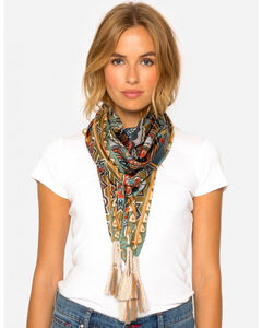 Johnny Was Women's Spezia Scarf, , hi-res