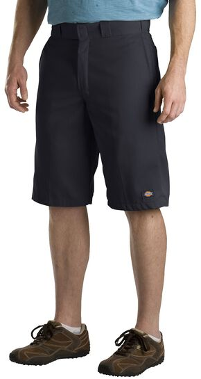 Dickies Relaxed Fit Multi Pocket Work Shorts, Black, hi-res