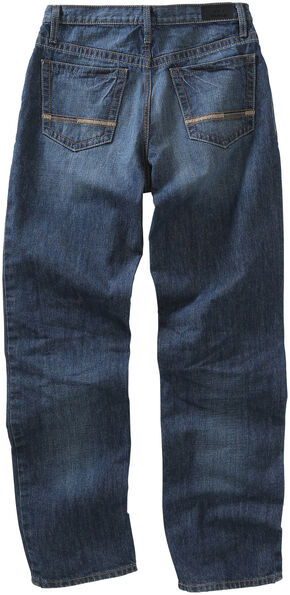 Garth Brooks Sevens by Cinch Relaxed Fit Jeans , Denim, hi-res