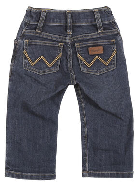 Wrangler Infant Boys' 5 Pocket Jean, Blue, hi-res