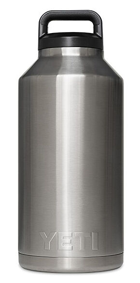 YETI Coolers 64-ounce Rambler Bottle, Stainless, hi-res
