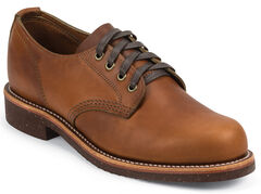 Chippewa Men's Whirlwind Service Oxford Shoes, , hi-res
