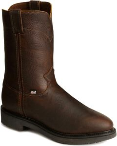Justin Original Work Boots - Steel Toe, , hi-res