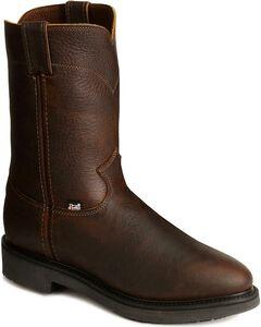 Justin Original Work Boots - Steel Toe, , hi-res