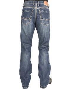 Stetson Men's Modern Fit Boot Cut Jeans, , hi-res