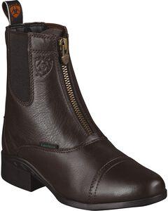 Ariat Heritage Breeze Paddock Riding Boots - Round Toe, , hi-res