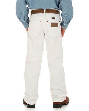 Wrangler Boys 13MWB Original Cowboy Cut Jeans, No Color, hi-res