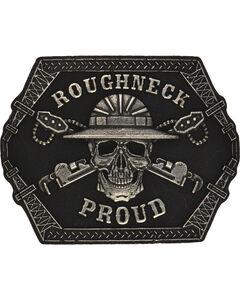 Montana Silversmiths Roughneck Proud Attitude Buckle, , hi-res