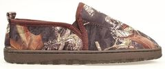 Double Barrel Camouflage Print Slippers, , hi-res