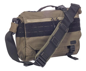 5.11 Tactical RUSH Delivery Mike, Dark Brown, hi-res