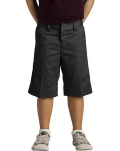 Dickies Junior Girls' Stretch Bermuda Shorts, , hi-res