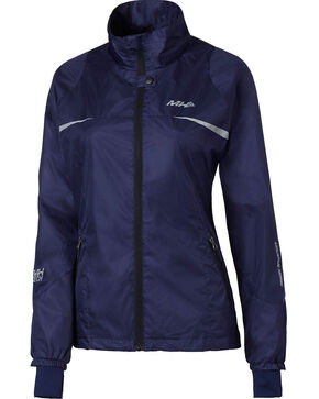 Mountain Horse Women's Novak Jacket, Navy, hi-res