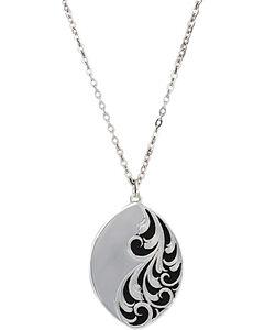 Montana Silversmiths A Night's Breeze Necklace, , hi-res