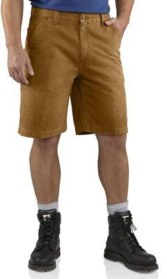 Carhartt Weathered Duck Work Shorts, , hi-res