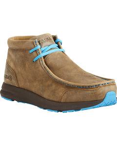 Ariat Men's Brown Spitfire Shoes, , hi-res
