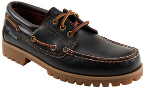 Eastland Men's Burgundy Seville Oxfords , Burgundy, hi-res