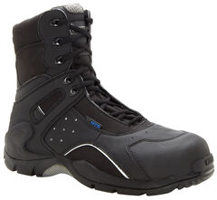 Rocky 1st Med Puncture-Resistant Side-Zip Waterproof Boots - Safety Toe, , hi-res
