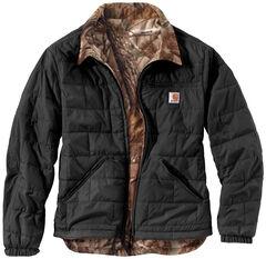 Carhartt Men's Woodsville Reversible Camo Jacket, , hi-res