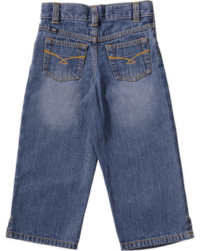 Cruel Girl Toddler Girls' Georgia Jeans - 2T-4T, Med Stone, hi-res