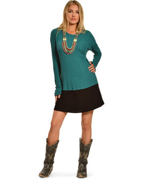 Others Follow Women's Rudie Dress, Evergreen, hi-res