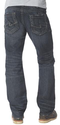 Silver Men's Zac Straight Leg Jeans, , hi-res