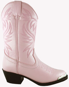 Smoky Mountain Youth Girls' Mesquite Western Boots - Round Toe, , hi-res