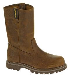 Caterpillar Women's Revolver Work Boots - Steel Toe, , hi-res