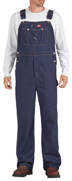 Dickies Denim Work Overalls - Big & Tall, , hi-res