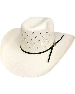 Bullhide Men's Something Magical 100X Straw Cowboy Hat, Natural, hi-res
